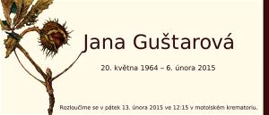 Jana Guštarová